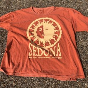 Sedona real dirt shirt